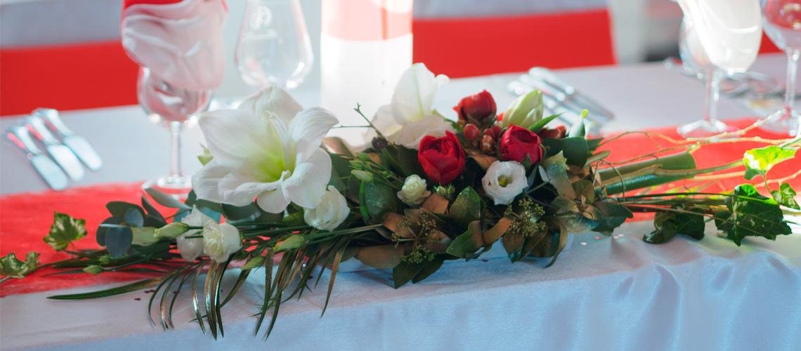 Les festivit s continuent premier mariage 2017 un for Amaryllis fleuriste